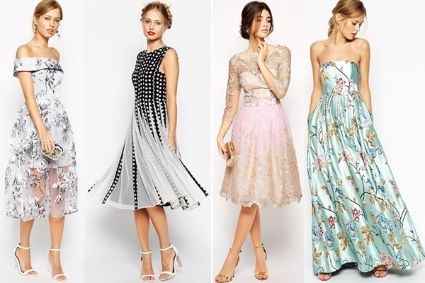 How to choose a summer wedding guest dress?