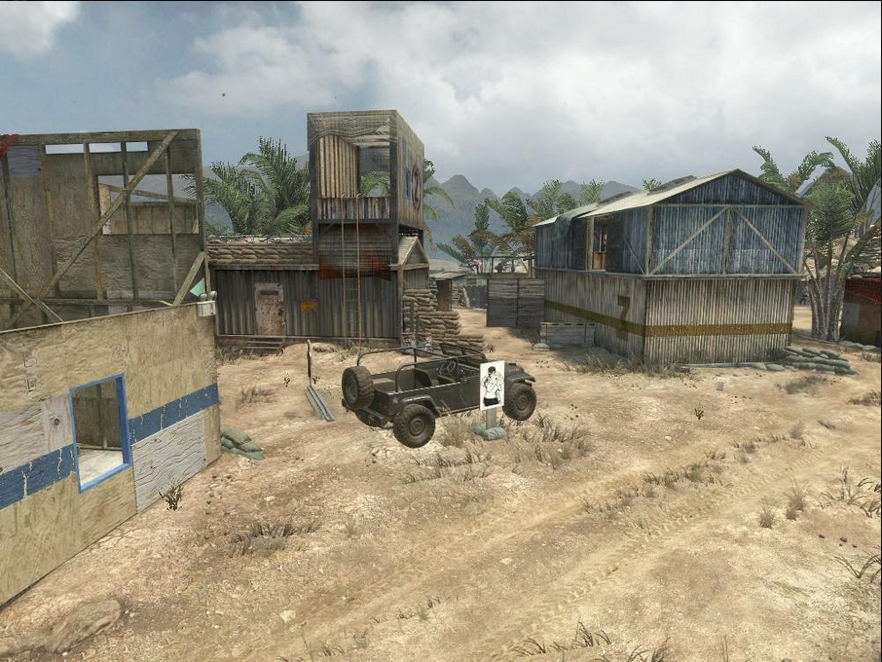 Multiplayer maps: The best in the series for Call of Duty
