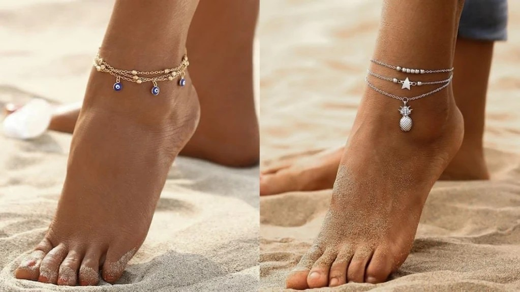 Why are anklets still trendy?