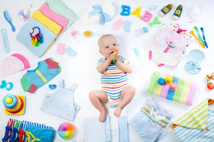 Baby shopping List: The essentials you need
