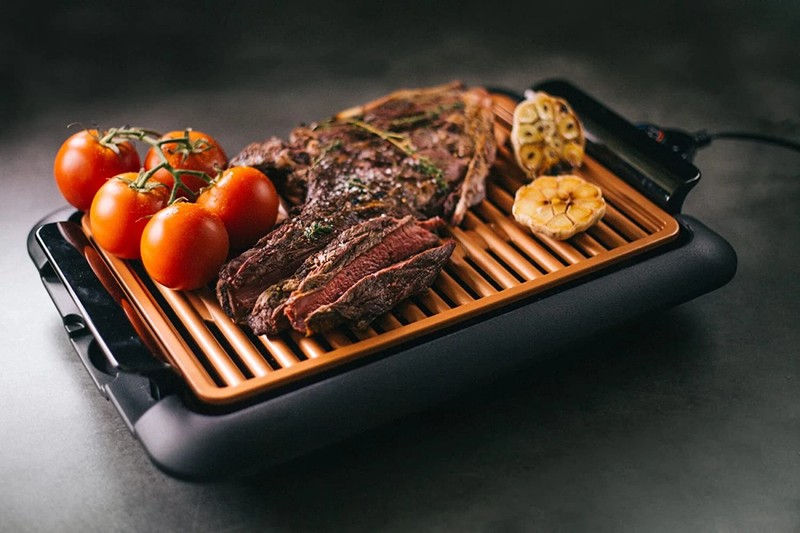 Kitchen Arsenal: 5 Smokeless Grills for both Indoor and Outdoor Use